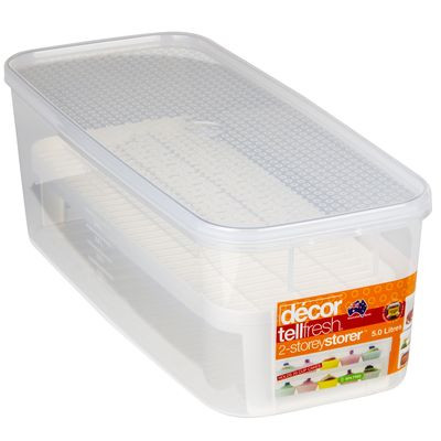 Decor Food Storage Container 5 Litre Decor Food Storage