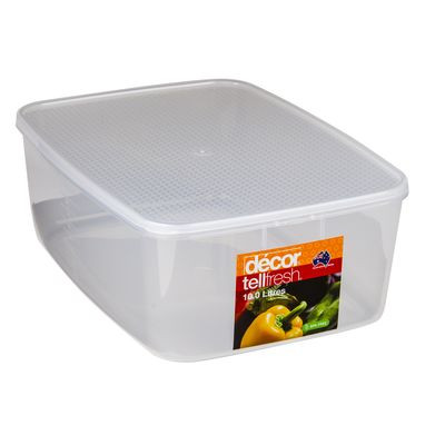Decor Food Storage Container 10 Litre Decor Food Storage