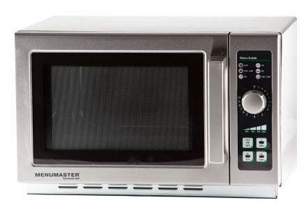 Menumaster Commercial Microwave Light Duty - 34L/1100Watts ...