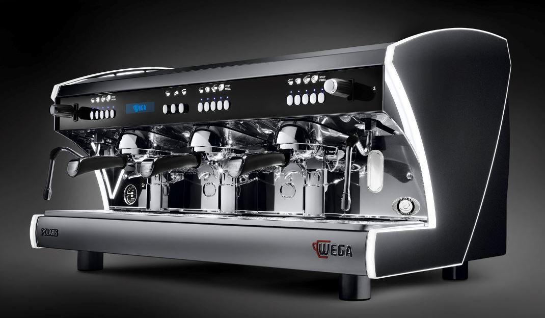 Wega Polaris Tron Coffee Machine 3 Group Evd3prtron